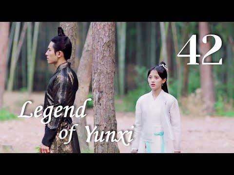 Legend of Yun Xi 42(Ju Jingyi,Zhang Zhehan,Mi Re)