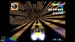 F-Zero AX - BETA Versions of all Story Mode Tracks