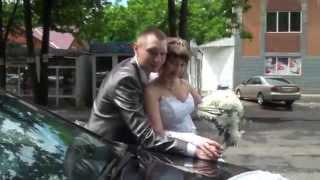 Константин и Татьяна - Букет из белых роз