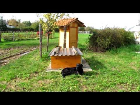 Kompost -Toilette Selber Bauen
