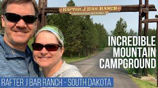 Rafter J Bar Raฑch Comprehensive Campground Review // Hill City, South Dakota [EP 71]