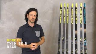 Fischer Nordic | Twin Skin Race Ski 20l21 | DE