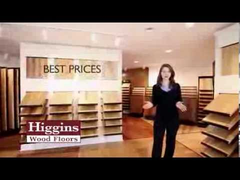 Higgins Wood Floors - Higgins Wood Floors - YouTube