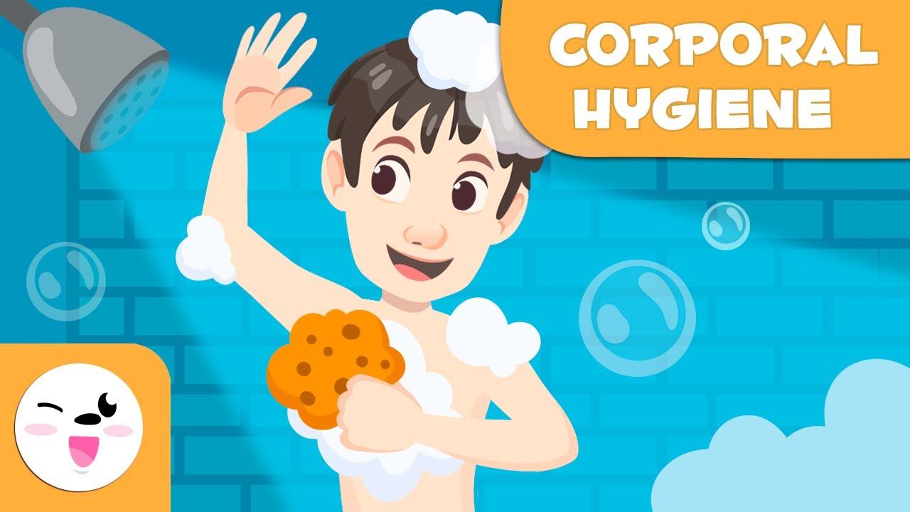 Personal Hygiene For Kids Hygiene Habits Showering Hand Washing Tooth Brushing Face Washing Youtube