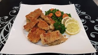 Italian Baked Fish اٹالین بیکڈ فش / Cook With Saima