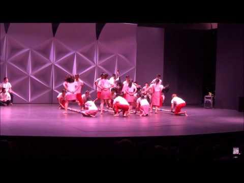 """Tinikling"" Stanford Pilipino Cultural Night 2015"