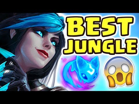 WE ACTUALLY BROKE THE GAME!! NEW EVELYNN REWORK JUNGLE SPOTLIGHT | THE BEST JUNGLER EVER Nightblue3