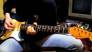 Gary Moore - Always Gonna Love You (cover) - guitar solo