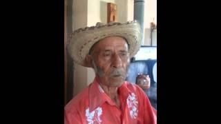 Chochi Pérez elaboración del tesguino
