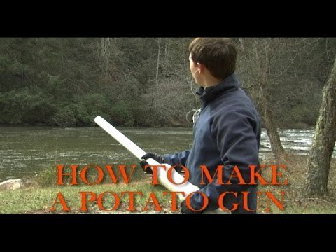 How To Make Potato Gun Higher Quality