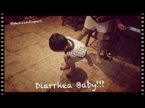 Diarrhea Baby!!! Vlog#52