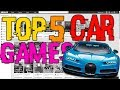 Top 5 Car (Vehicle) Games on roblox 2018