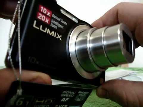 Panasonic DMC-ZS1 Digital Camera Drivers Download