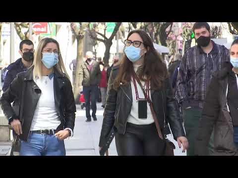Coronavirus en Ourense. Mejora sus datos a las puertas del alivio de restricciones 06/05/2021