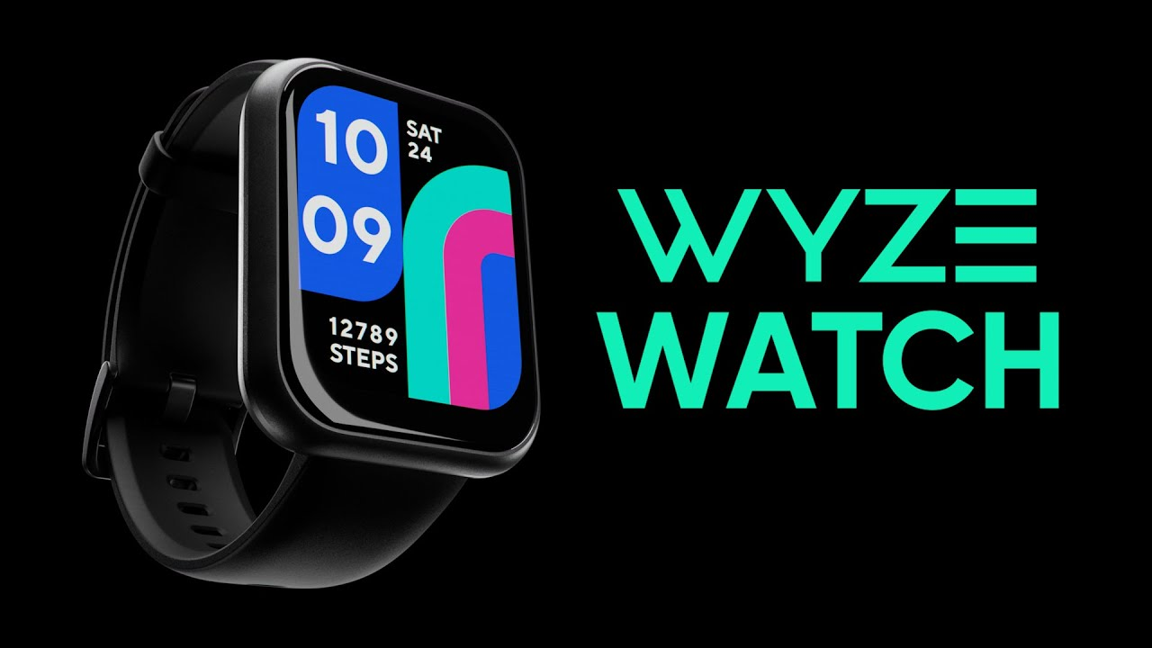 Meet Wyze Watch - An Aluminum Smart Watch that Tracks Your Health and Controls Your Wyze Ecosystem - YouTube