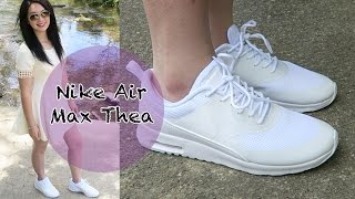 Nike Air Max Thea White - Womens