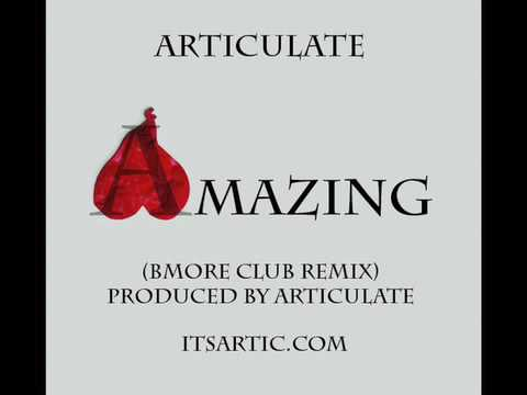 Articulate x Kanye West - So Amazing (Baltimore Club Remix)
