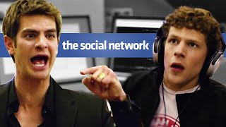 *THE SOCIAL NETWORK* IS MY FAVORITE MOVIE EVER (REACTIONS)