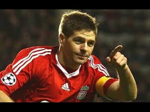 Steven Gerrard ~ Top 10 Craziest Goals Ever |HD