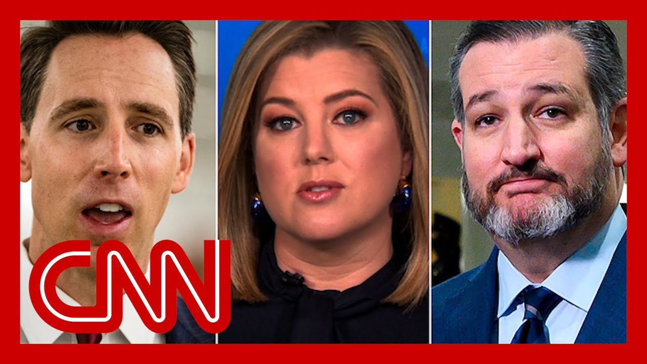 Download Keilar: GOP lawmakers humoring Trump are co-conspirators
