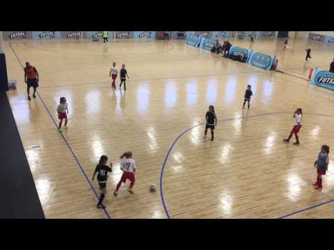 Liverpool Toshack 08 Girls Vs Mutiny @ City Futsal 4/30/2017 2nd Half