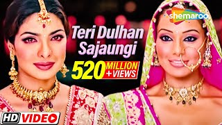 Download Teri Dulhan Sajaoongi | Barsaat (2005) | Bobby Deol | Priyanka C. | Bipasha Basu |Hindi Wedding Song