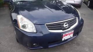 2008 Nissan Maxima 3.5 SE Walkaround