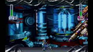 Mega Man X4 - [X -  Sigma 2nd and 3rd form]