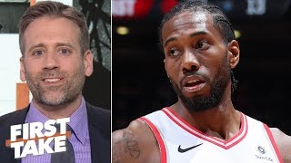 Download Kawhi is the best player in the world, ahead of LeBron! - Max Kellerman | First Take Mp3 and Videos