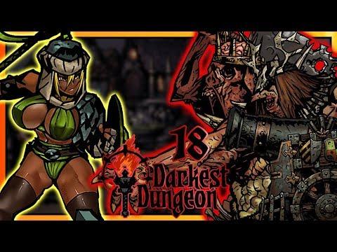 Darkest Dungeon Прохождение [18] 3 Босса Чемпиона (Темнейшее Подземелье)