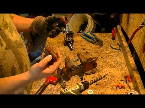 scrapping a coil from a 1987 dodge aries k car