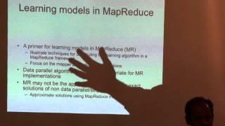 Применение алгоритмов машинного обучения на платформе Hadoop для обработки большого объема данных