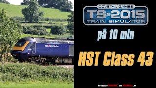 TRAIN SIM på 10 MIN: Class 43 HST