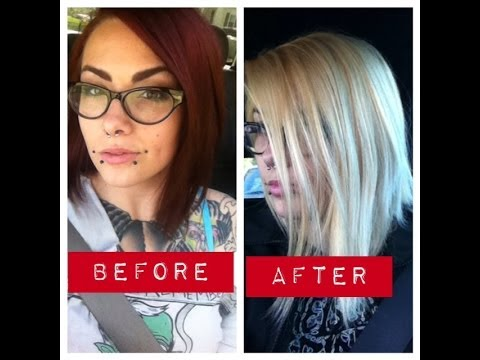 bleach bath to lighten hair toning wella t18 toner journey to white hair before and after