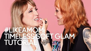 #LIKEAMOM: Timeless Soft Glam Tutorial | MAC Cosmetics