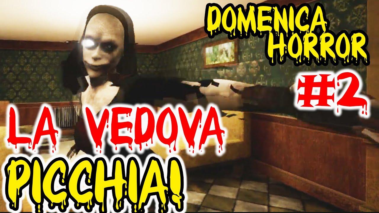 LA VEDOVA PICCHIA! - Sinister Night 2 - Android - (Salvo Pimpo's)