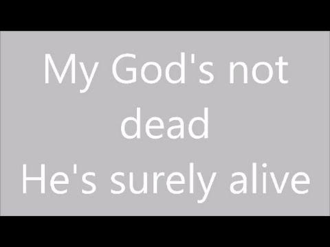 Newsboys God's Not Dead Drum Cover - YouTube