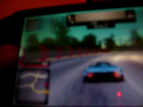 me playing need for speed