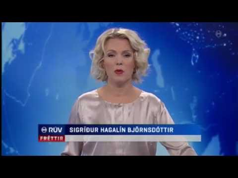News Intro/Outro - Iceland (RÚV)