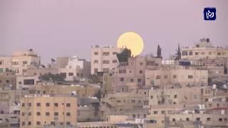 سماء الأردن تشهد أطول خسوف قمر في القرن الحادي والعشرين - (27-7-2018)