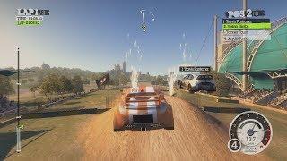 Dirt 2 - X Games America (Baja California, Utah, LA) on hardcore difficulty