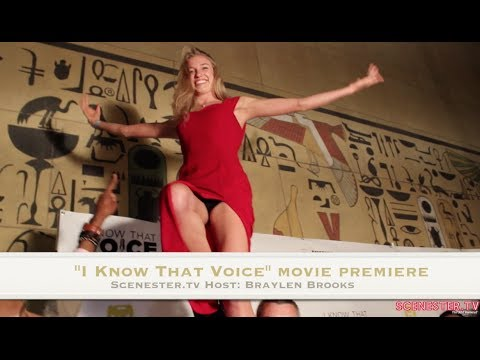 I Know that Voice Movie Premiere - Interview with Morgan Gerhard & Lift!