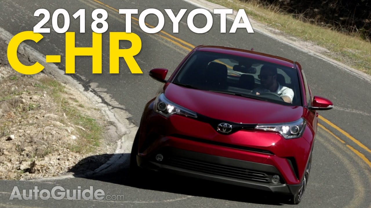 2018 toyota hrc. Unique 2018 2018 Toyota CHR Review To Toyota Hrc