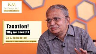 CA S. Ramanujam, Executive VP Group Taxation (Retd.), UB Group   KM Master Class   ep-16 (Promo)