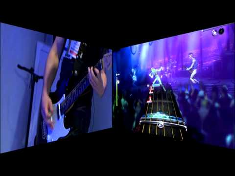 Rock Band 3 Real Guitar Demo - E3 2010
