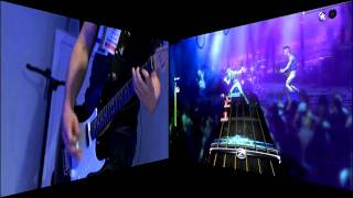 Rock Band 3 Real Guitar Demo - E3 2010
