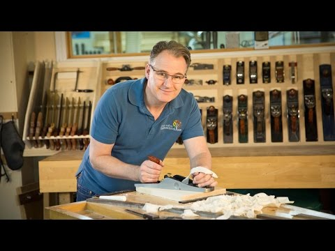 Peter Sefton's Fine Furniture Making Series of Videos