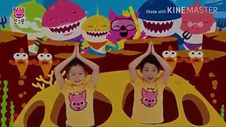 Korean Baby Shark-Doo Doo Doo Doo Doo Doo.