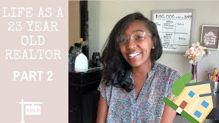 LIFE AS A YOUNG ATLANTA REALTOR  | part 2