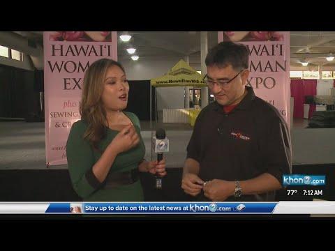 Hawaii Woman Expo Part I